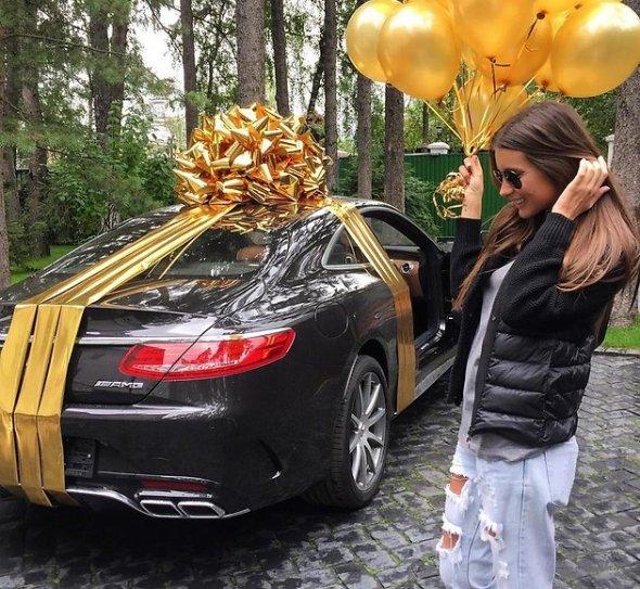 Подарки от миллиардеров 80